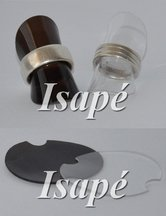 Ringendisplay-rondjes-helder-transparant