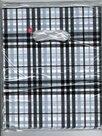 Tasjes-25x20-(100-stuks)-zwart-wit-ruit