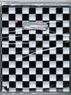 Tasjes-25x20-(100-stuks)-zwart-wit-geblokt