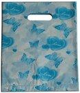 Plastic-cadeau-tasjes-25x20-vlinders-blauw-(100-stuks)