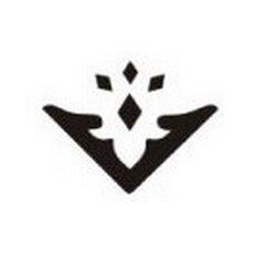 hoek pons 2,5 cm diamant