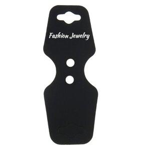 """Sieraden kaartjes """"Fashion jewelry"""""""