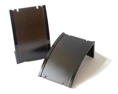 Plexi display ketting hanger