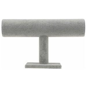 Armbanden display houder grijs 1 rol
