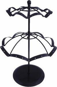 Oorbellen molen parasol zwart