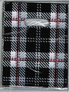 Tasjes 25x20 (100 stuks) Burberry print