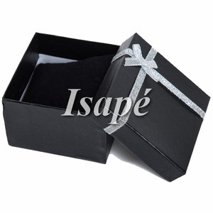 verpakkingsdoosje armband zwart