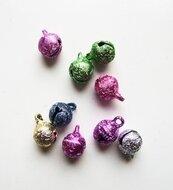Belletjes gekleurd glitter